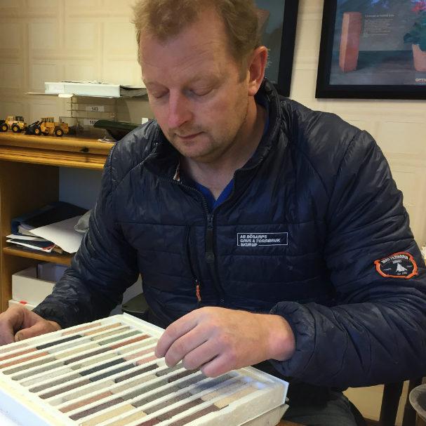 Bruksleverantören ser över kulöralternativen för tegelfogen